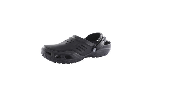 Crocs Yukon Sport Clogs Men Black/Black